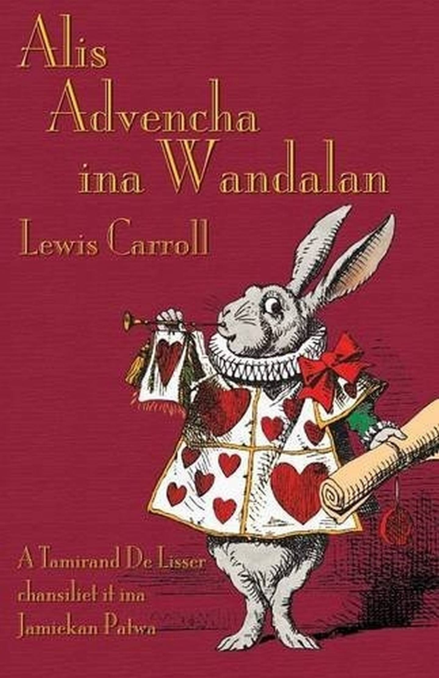 Finally! Classical children's novels in Jamaican Creole ...